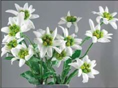 Edelweiss bouquet corsages and bouttonnieres its going to artificial edelweiss flowers mightylinksfo