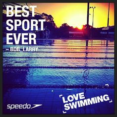 We agree, @Speedo USA!