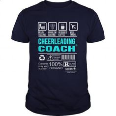 CHEERLEADING-COACH - #funny t shirts #design shirt. MORE INFO => https://www.sunfrog.com/LifeStyle/CHEERLEADING-COACH-99941664-Navy-Blue-Guys.html?60505