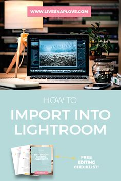 Learn step by step how to import your images from a memory card into Lightroom.