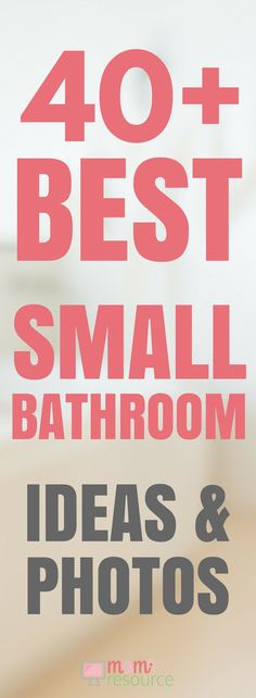 Small bathrooms are still expensive. Make sure you get these clever ideas for showers and tubs and storage in small bathrooms. Inspiring you with decorating ideas, colors, layout, and space saving ideas for your small bathroom. Space Saving Bathroom, Small Bathroom Layout, Small Bathroom With Shower, New Bathroom Ideas, Small Showers, Small Bathroom Storage, Bathroom Photos, Small Bathrooms, Bathroom Interior Design