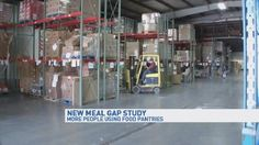 More Central Illinois Families Using Food Pantries