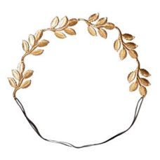 Greek Leaf Headband (50001)