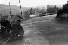 PHOTOS de COURSES 1950 / 1960 – Le Blog de François Fernandez Manx, Bugatti, Courses, Blog, Motorcycle, Vintage, Santiago, Motorbikes, Zaragoza