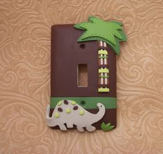 Light switch cover - too stinkin cute!!