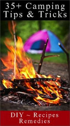 35+ Camping Tips, Tricks & Treats #lifehacks, #usefultips, https://apps.facebook.com/yangutu