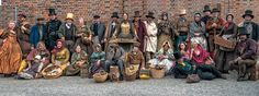 Ragged Victorians - The Ragged | Ragged Victorians