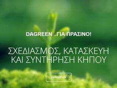 Dagreen Portfolio Web Design, Design Development, Website