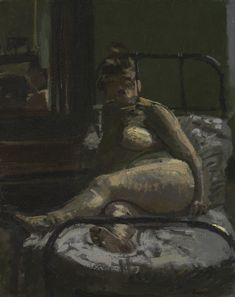 'La Hollandaise', Walter Richard Sickert, c.1906 | Tate