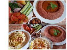 أهم وألّذ أكلة بالعالم وخصوصاً للمغتربين كمّونة البندورة - YouTube Hummus, Tacos, Mexican, Ethnic Recipes, Youtube, Food, Bulgur, Meals, Yemek