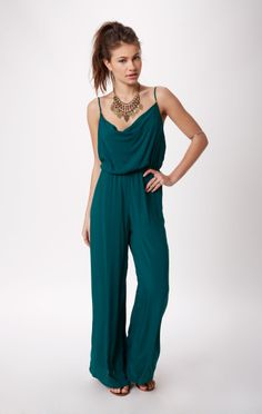 maroc palazzo jumpsuit - solid // @Indah Clothing