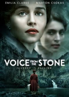 There's a first official poster for Voice from the Stone, the upcoming drama mystery thriller movie directed by Eric D. Howell and starring Emilia Clarke, take a look below: Films Netflix, Films Hd, Hd Movies, Film Movie, Movies Online, Movies Free, Action Movies, Emilia Clarke, Period Drama Movies