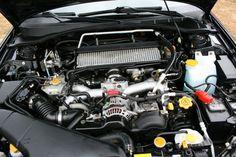 2004 #SUBARU BAJA #ENGINE #ASSEMBLY GAS 2.5L: Part Name: 2004 Subaru ...