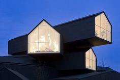 Este tipo de proyectos inspira la arquitectura de ábaton