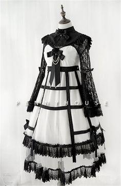 #LolitaUpdate: [-✿✙-Rose Cross-✙✿-] Gothic Lolita JSK
