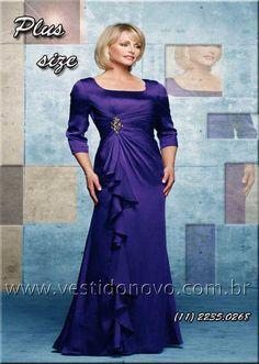 435c36e068296 44 melhores imagens de Vestidos Plus Size - Tamanhos Grandes em 2019