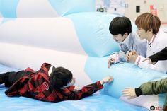 [10TION NOTE] Behind the scenes of UP10TION WISHLIST BURST V EP 6,7 #bitto #xiao #sunyoul