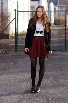 a cup of style Skater Skirt, Skirts, Style, Fashion, Swag, Moda, Fashion Styles, Skater Skirts, Skirt