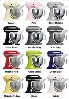 kitchen aid mixer this is just beautifuladdition to any kitchen