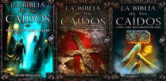 Entre Libros: Saga La Biblia de los Caídos, Fernando Trujillo Sanz