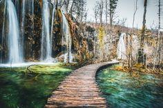 Plitvice Lakes (Croatia) Landscape Photos, Lakes, Croatia, Storytelling, Waterfall, Outdoor, Outdoors, Waterfalls, Outdoor Games