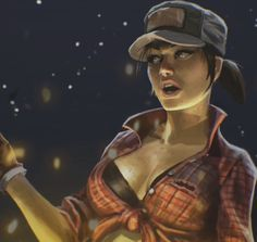 """Call of Duty Black Ops 2: Zombies - Abigail """"Misty"""" Briarton"""