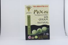 That's right... we sell Mochi ice cream too!!