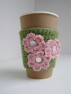 Cutest mug cozy