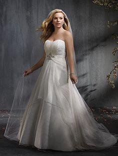 Vestido de noiva de Ersa Atelier 2013 com corte império