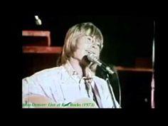 John Denver live at Red Rocks 1973: Eagle and the Hawk