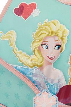 Vastustamattoman suloinen ja laadukas Samsoniten valmistama, vaakamallinen Frozen-reppu. Näillä kuoseilla huulille nouseva hymy on taattu. Samsonite Disney Wonder reppu S, Frozen nordic summer - BeBag.fi