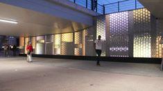 WillemII Passage in Tilburg tijdens de opening Metal Workshop, Studio, Glass, Google, Drinkware, Corning Glass, Studios, Yuri, Tumbler