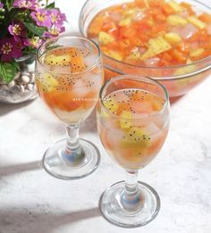 My Recipes, Sweet Recipes, Cooking Recipes, Non Alcoholic Drinks, Beverages, Asian Desserts, Indonesian Food, Dessert Drinks, Desert Recipes