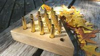 Click this Rustic Triangle Peg Game - a great gift for hunters, gun enthusiasts, or anyone who enjoys handmade gifts.  A great gift for boyfriend.