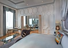 French Inspired Interior Decor