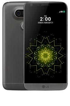 Das LG G5 setzt neue Maßstäbe. Echtmetall-Gehäuse, Quad-HD Display, Weitwinkel-Kamera und Erweiterungs-Slot: Das neue Flaggschiff von LG ist einfach genial.