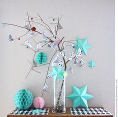 pour mes jolis mômes, mais pas que...: L'arbre à berlingots (calendrier de l'avent // DIY)