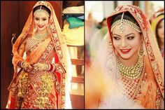 You have seem them getting married a hundred times on-screen and fell in love with their bridal lehengas instantly. But for their real wedding, these India TV actresses made sure they looked a bit hatke than their regular looks, check them out on Bol