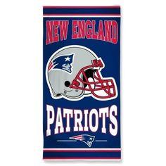 New England Patriots Beach Towel – 460 Sports