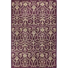 You'll love the Keyana Lilac Area Rug at Wayfair - Great Deals on all Rugs products with Free Shipping on most stuff, even the big stuff.
