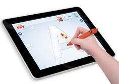 iPad Handwriting apps for occuppational therapy. Follow more pins @Progressus Therapy or visit our website to find local school based therapy jobs www.progressustherapy.com
