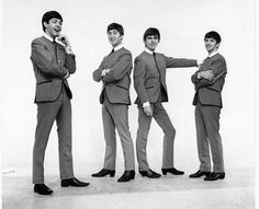 The year the Beatles changed the face of the Grammy Awards