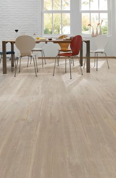 Pro Fix - Natural pine: Pvc click laminaat vloer. Pvc vloer, net echt hout…