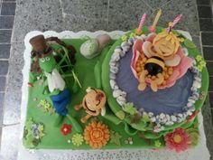 Biene maja torte 6