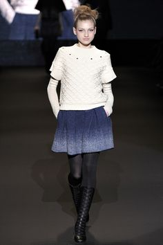 Fall Winter 2011/2012 Ready-To-Wear - New York // Vivienne Tam