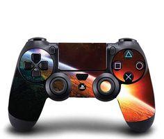 SKIN SONY PS4 CONTROLLER - LEVER DE SOLEIL