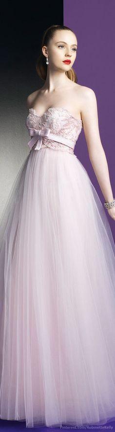 Zuhair Murad for Rosa Clara 2014 | House of Beccaria~ love love love love!!!!! Would make a gorgeous wedding dress