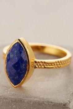 Lulu Barnsbury Marquis Ring