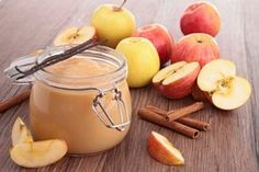 Easy applesauce recipe for your crockpot or slow cooker. It's apple season! Make a big batch and can your applesauce for the winter. Crockpot Applesauce Recipe, Homemade Applesauce, Healthy Baking Substitutes, Healthy Cooking, Cooking Tips, Baking Substitutions, Healthy Tips, Chutneys, Canning Recipes