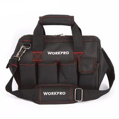 "Hot trending item: 12"" Tool Bag 600D... Check it out here! http://jagmohansabharwal.myshopify.com/products/12-tool-bag-600d-close-top-wide-mouth-electrician-bag?utm_campaign=social_autopilot&utm_source=pin&utm_medium=pin"